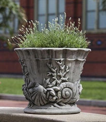 Campania International Smithsonian Chesapeake Urn The Garden Gates