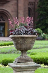 Campania International Smithsonian Foliated Scroll Urn The Garden Gates