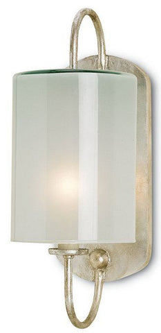 Currey and Company Glacier Wall Sconce - Life onPlum
