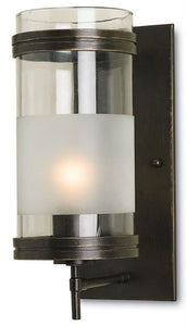 Currey and Company Walthall Wall Sconce - Life onPlum