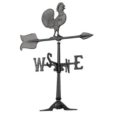 Image of Whitehall Products 24-inch Rooster Accent Weathervane