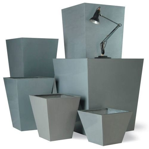 Capital Gardens Geo Tapered Square Planter - Life onPlum
