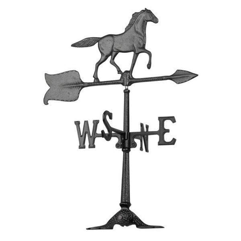 Image of Whitehall Products 24-inch Horse Accent Weathervane