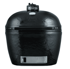 Primo Ceramic Charcoal Smoker Grill - Oval XL - Life onPlum