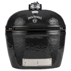 Primo Jack Daniels Edition Ceramic Charcoal Smoker Grill Oval XL - Life onPlum
