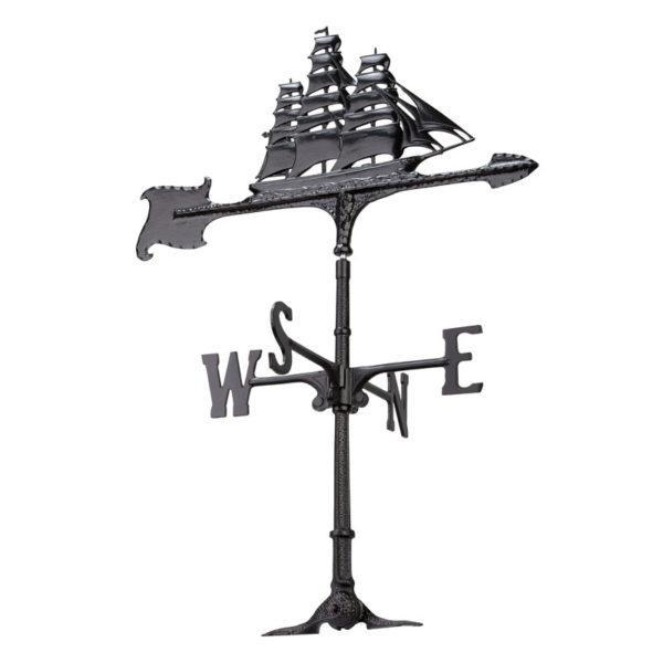 Whitehall Products 30-inch Clipper Accent Weathervane