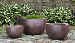 Campania International Ian Planter Set of 3 - Life onPlum