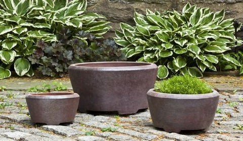 Image of Campania International Alma Planter set of 3 - Life onPlum