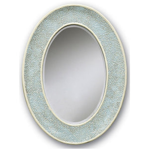Currey and Company Eos Oval Mirror - Life onPlum