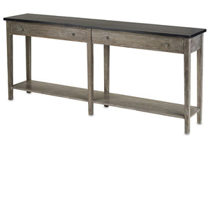 Currey and Company Westrow Console Table - Life onPlum
