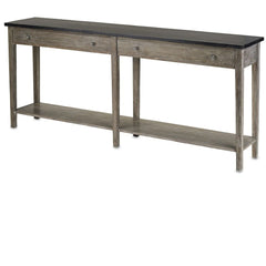 Currey and Company Westrow Console Table-Life on Plum by Currey and Company