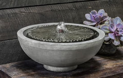 Campania International Equinox Garden Terrace Fountain - Life onPlum - 1