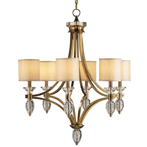 Currey and Company Sebastian Chandelier - Life onPlum