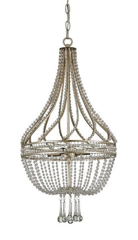 Currey and Company Ingenue Chandelier - Life onPlum