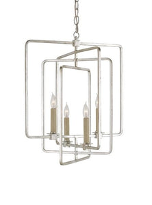 Currey and Company Metro Square Chandelier - Life onPlum