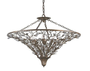 Currey and Company Giselle Chandelier - Life onPlum
