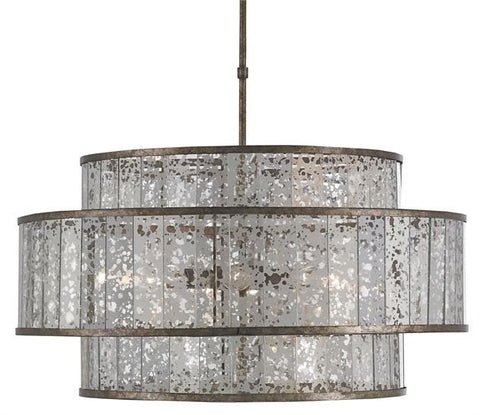 Currey and Company Fantine Chandelier - Life onPlum