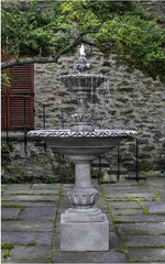 Campania International Charleston Stand Alone Fountain - Life onPlum - 1