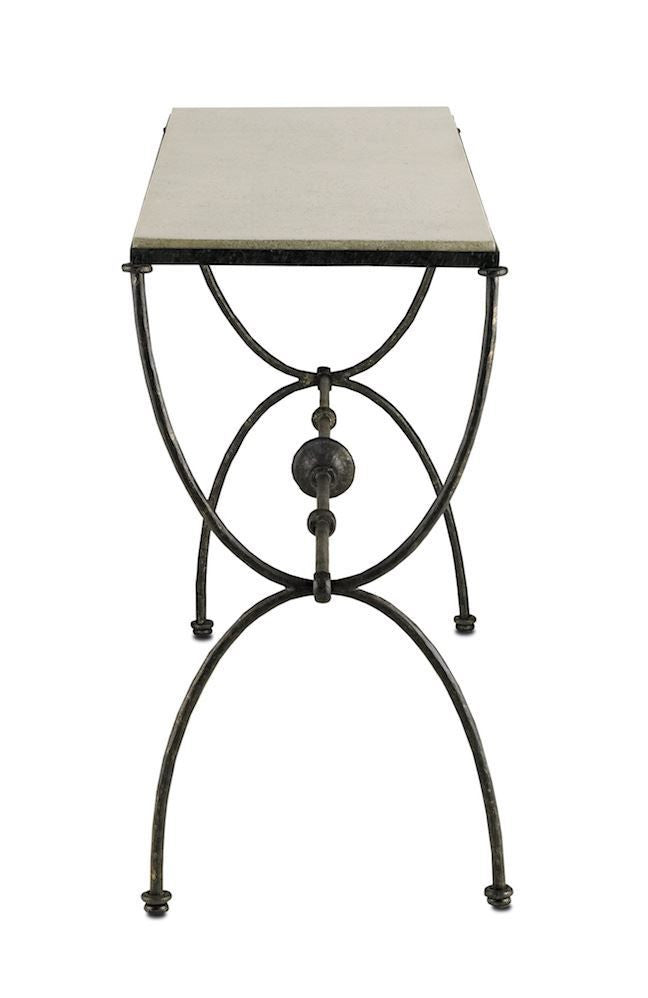 Currey and Company Agora Console Table - Life onPlum - 3