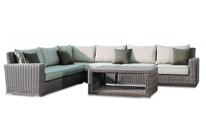 Sunset West Coronado Sectional Set