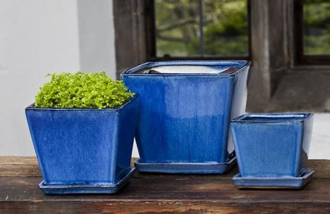 Campania International Darcy Planter Set of 6