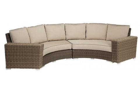 Image of Sunset West Coronado Curved Sectional