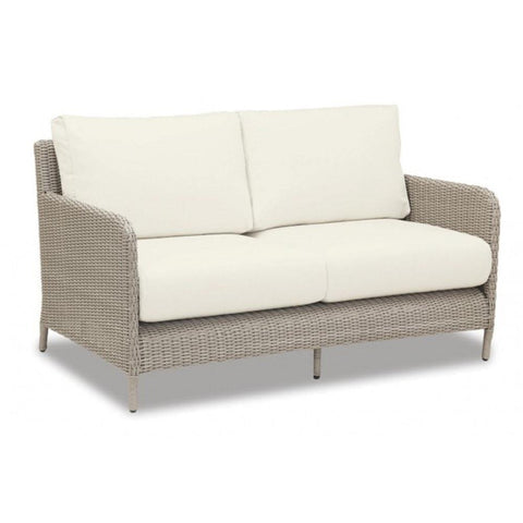Sunset West Manhattan Outdoor Loveseat