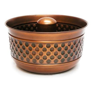 Montego Hose Pot - Copper Finish by Good Directions
