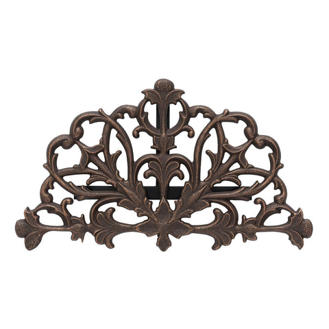 Filigree Hose Holder in Oil Rub Bronze Finish - Life onPlum - 2