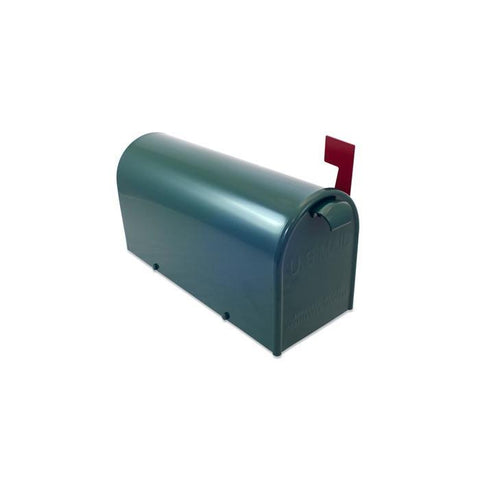 Image of Lazy Hill Farm Designs Bristol Mailbox in Green