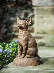 Campania International Chiquito Dog Garden Statue The Garden Gates