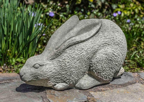 Campania International Vintage Garden Rabbit Statue