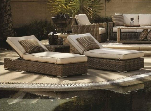 Sunset West Coronado Adjustable Chaise Lounge
