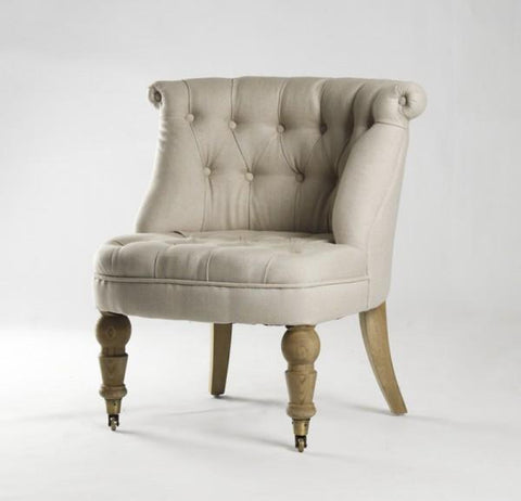 Image of Zentique Amelie Slipper Chair