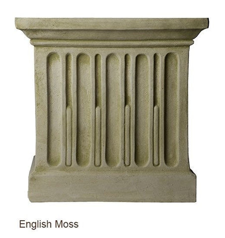 Image of Campania International M-Series Rustic Spa Fountain with Planter - Life onPlum - 6