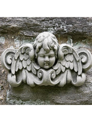 Campania International Williamsburg Cherub Plaque - Life onPlum - 1
