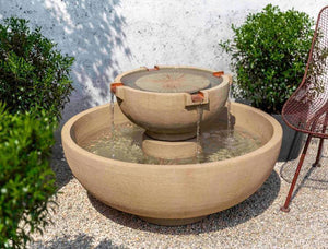 Campania International Small Del Rey Fountain