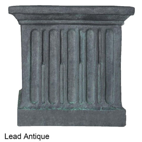 Image of Campania International Smithsonian Classical Urn with Barnett Pedestal