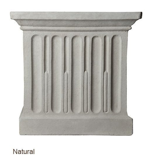 Campania International Williamsburg Low Fretwork Urn with Pedestal - Life onPlum - 9