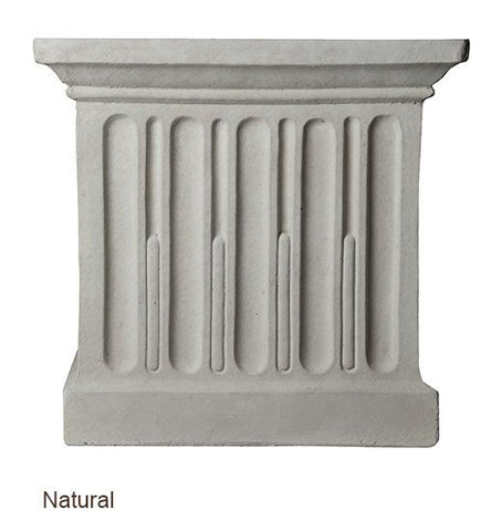 Image of Campania International Williamsburg Low Fretwork Urn with Pedestal - Life onPlum - 9