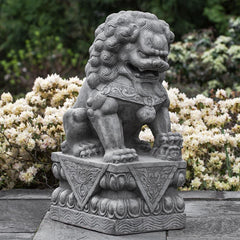 Campania International Garden Foo Dog