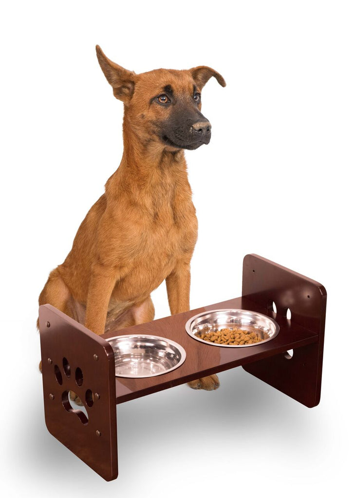 Adjustable Bowls and Feeding Station