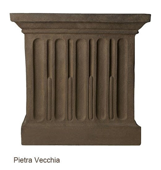 Campania International M-Series Rustic Spa Fountain with Planter - Life onPlum - 10