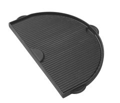 Primo Half Moon Cast Iron Griddle For Oval Large - Life onPlum