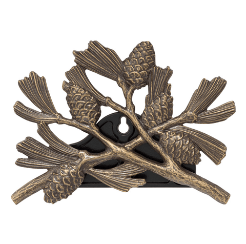 Whitehall Products Pinecone Hose Holder