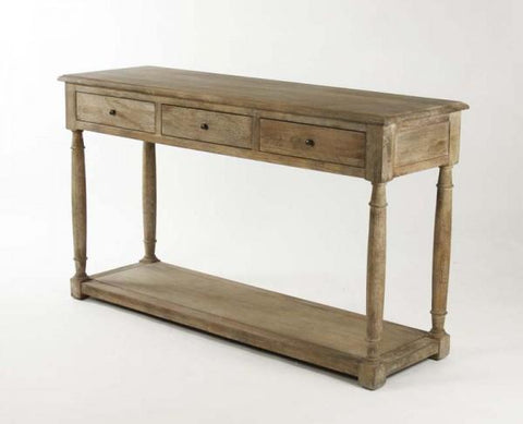 Image of Zentique Bruno Console Table