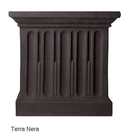 Image of Campania International Williamsburg Low Fretwork Urn with Pedestal - Life onPlum - 11