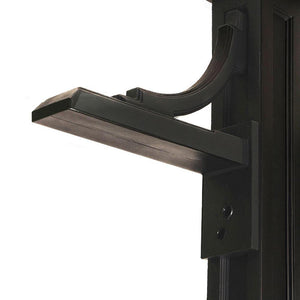 Address Sign Arm - Black By Mayne Life on Plum