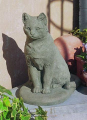 Campania International Garden Cat Statue The Garden Gates