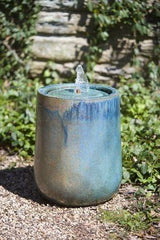 Campania International Daralis Glazed Fountain - Life onPlum